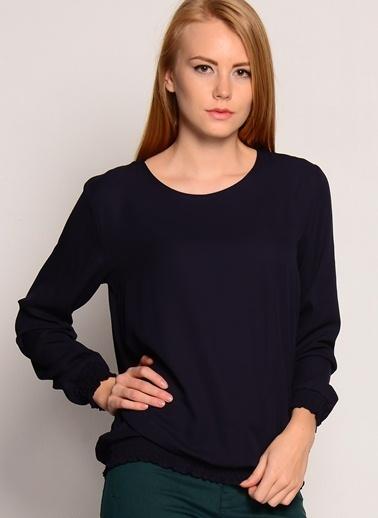 Fresh Company Bluz Lacivert